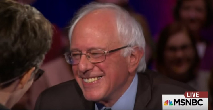 Bernie Sanders Is Way Funnier Than You Thought! -VIDEO