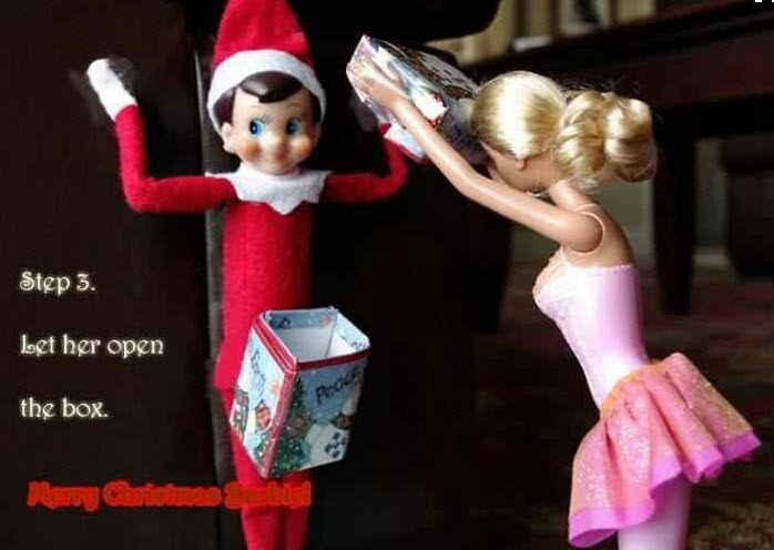 my favorite most inappropriate Elf on the Shelf pics…now I need your ...